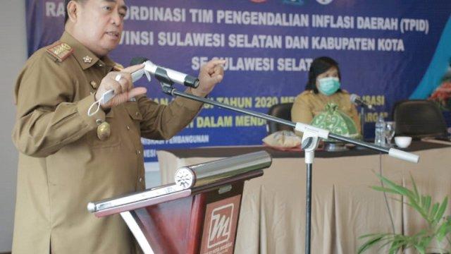 Sekprov Sulsel Abdul Hayat Gani.