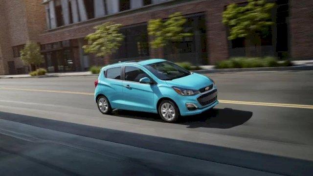 Chevrolet Spark 2021 (ANTARA/CarsCoops)