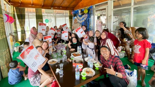 Keluarga Besar Andi Massualle Petta Ago mantap mendukung Adnan Purichta Ichsan-Abdul Rauf Malaganni Karaeng Kio (Adnan-Kio).