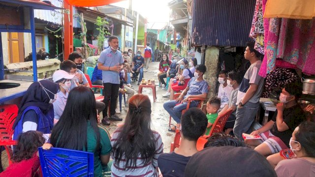 Tentukan Sikap di Pilwali Makassar, Milenial Pilih Menangkan Appi-Rahman