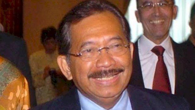 Mantan Menteri BUMN, Tanri Abeng. (Int)