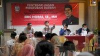 Erick Horas Minta Pemkot Makassar Beri Solusi Soal Penanganan Sampah
