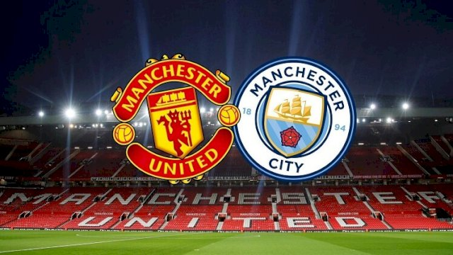 Manchester United vs Manchester City (int)