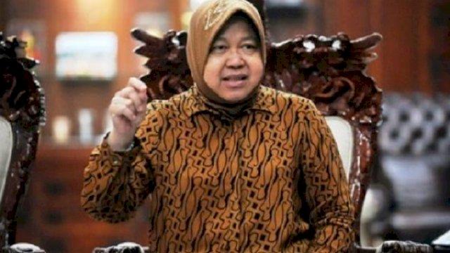 Walikota Surabaya Tri Rismaharini (int)