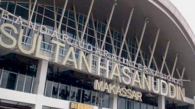 Ilustrasi: Bandar Udara Sultan Hasanuddin Makassar. (int)