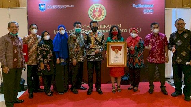 Makassar Kota Terinovatif