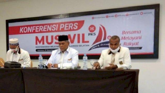Amri Arsyid Terpilih Pimpin PKS Sulsel, Ini Targetnya di Pileg 2024