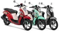 Yamaha Fino 125 Sporty Bersolek, Ada 3 Warna Baru, Segini Harganya
