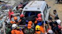 Korban Meninggal Akibat Gempa Sulbar Mencapai 105 Orang