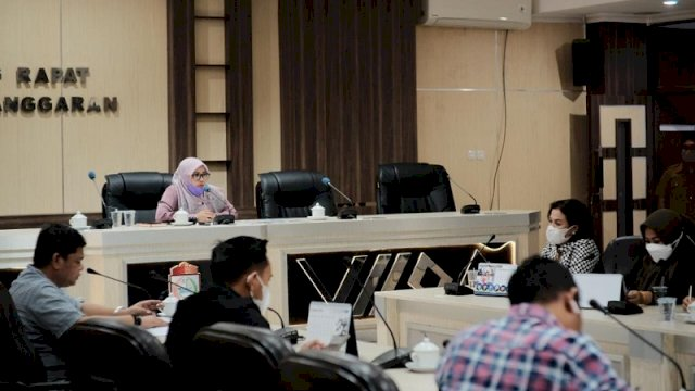 Bamus DPRD Agendakan Paripurna Penetapan Walikota Makassar Terpilih