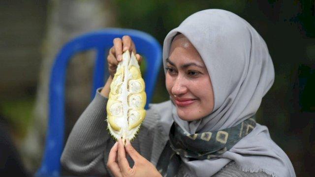 Bupati Luwu Utara Indah Putri Indriani akan dilantik 26 Februari 2021. ()