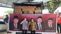 Politisi Gerindra Sumbangkan 1 Bulan Gaji untuk Korban Gempa Sulbar