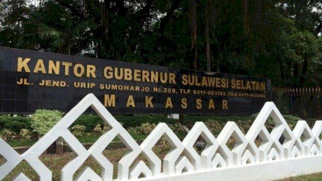 Ilustrasi: Kantor Gubernur Sulsel, Jl Urip Sumohardjo, Kota Makassar. (int)