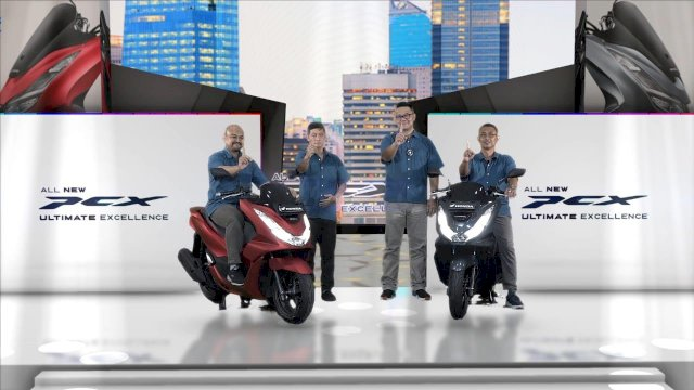 Hari Ini, All New Honda PCX 160 Diluncurkan di Jateng