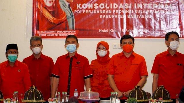 Fokus Pemilu 2024, PDIP Sulsel Road Show ke Sejumlah Daerah