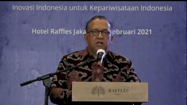 Chairman of Indonesia Tourism Forum, Sapta Nirwandar.