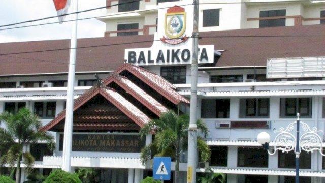 Kantor Balaikota Makassar. (int)