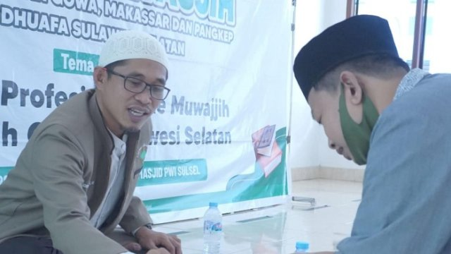 Dompet Dhuafa Sulsel Gelar Pelatihan Pengajar Forum Halaqah Quran