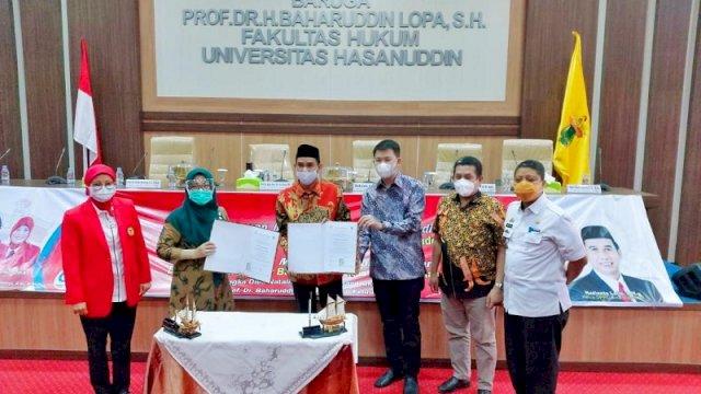 Optimalisasi Fungsi Dewan, DPRD Makassar Gandeng Unhas