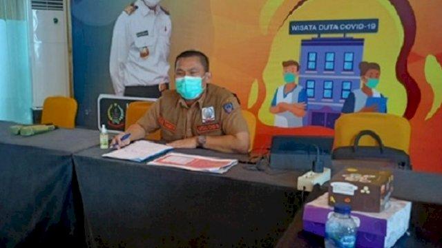 Koordinator Program Wisata Duta Covid-19 Provinsi Sulawesi Selatan, Husni Thamrin.