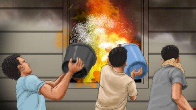 ilustrasi kebakaran (int)