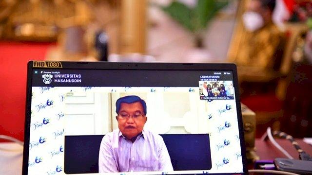 Jusuf Kalla Berharap Lulusan FISIP Unhas Semakin Berkiprah di Dunia Politik
