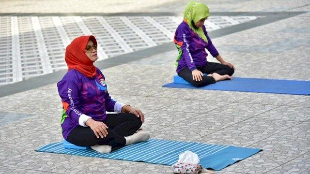 Yoga Alternatif Olahraga di Tengah Pandemi, Bisa Hilangkan Stres