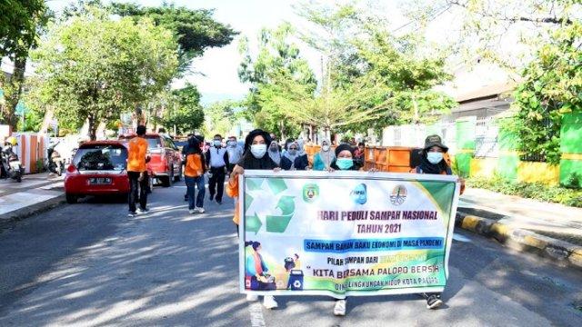 Peringatan HPSN 2021 di Kota Palopo, Jumat (19/2/2021). (Diskominfo Palopo)