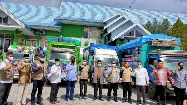 Kemenag Kirim Bantuan untuk Korban Gempa Sulbar
