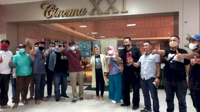 "Ketua DPRD Makassar Nonton Film ""De Toeng"": Luar Biasa Karya Anak Makassar"