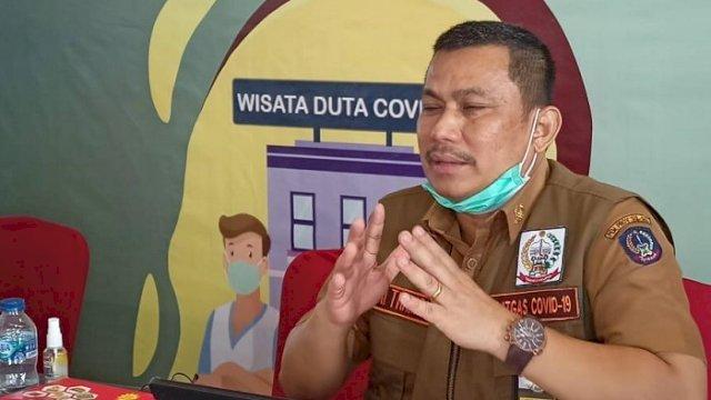 Koordinator Wisata Duta Covid-19 Sulawesi Selatan Husni Thamrin.