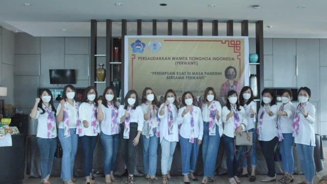 Sambut HPI, Persaudaraan Wanita Tionghoa Gelar Aksi Sosial