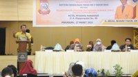 Wahab Tahir Ingin Perda Pengarusutamaan Gender Dipertajam