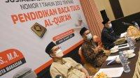 Andi Hadi Ibrahim Ingin Perda Baca Tulis Al Quran Digaungkan