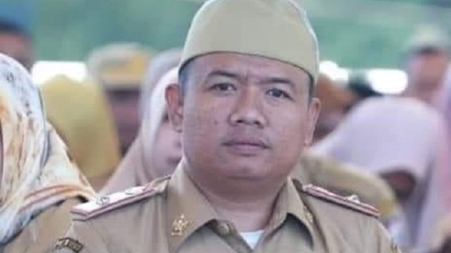 Lurah Tallo Andi Muhammad Adri.
