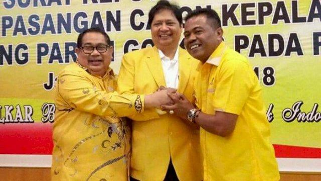 Empat Kader Berebut Ketua Golkar Pinrang, Usman Marham Dinilai Berpeluang