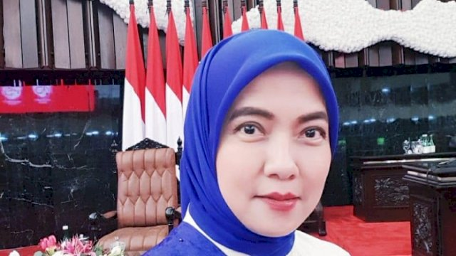 Anggota DPR RI Komisi IX dari Fraksi Demokrat Aliyah Mustika Ilham.