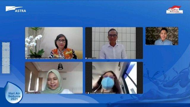Peringati Hari Air Dunia, Astra Resmikan Instalasi Air Bersih dan Sekolah di Rote Ndao