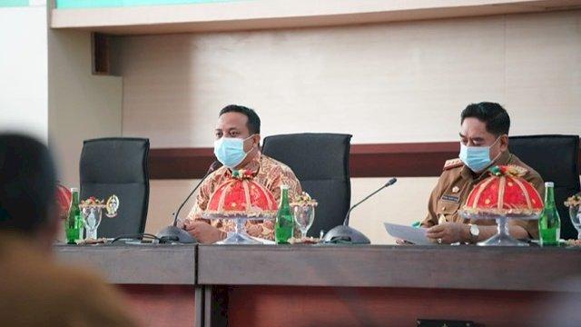 Plt Gubernur Sulawesi Selatan (Sulsel) Andi Sudirman Sulaiman
