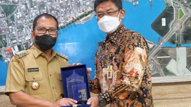 Walikota Imbau Masyarakat Segera Laporkan SPT Tahunan Sebelum 31 Maret 2021