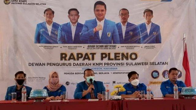 Satukan Pemuda, Arham Basmin Serukan DPP KNPI Gelar Kongres Bersama