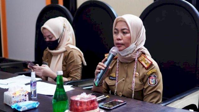 Sosialisasikan Makassar Recover, Herfida Attas Ingin Seluruh Pekerja Seni Divaksin Covid