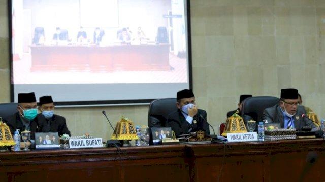 DPRD Lutim Usulkan Pengangkatan Budiman sebagai Bupati