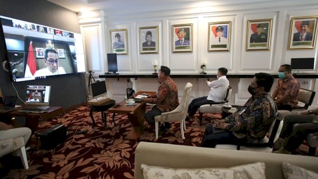 Sekprov Usulkan Presiden Jokowi Resmikan Jalan Tol Pettarani