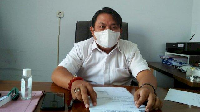 Kepala Bidang Sumber Daya Air, Dinas PUPR Sinjai, Andi Sarifuddin.