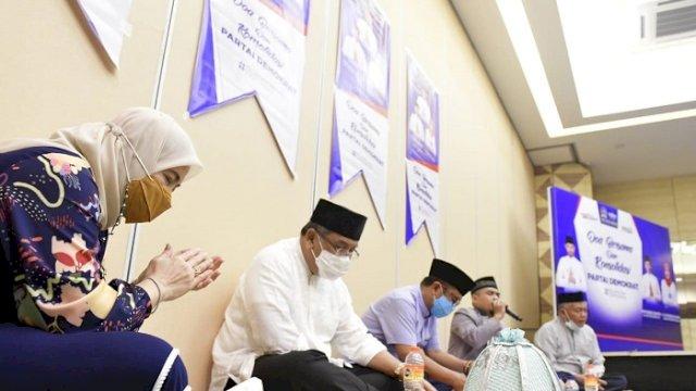 Usai Kunjungi Katedral, Aliyah Hadiri Doa Bersama dan Konsolidasi Partai Demokrat