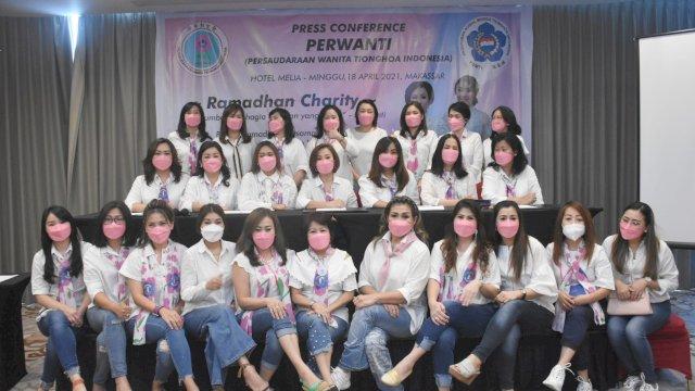 Persaudaraan Wanita Tionghoa Indonesia (Perwanti) Sulsel
