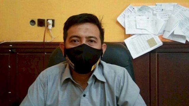 Kepala Bappenda Sinjai Asdar Amal Darmawan.