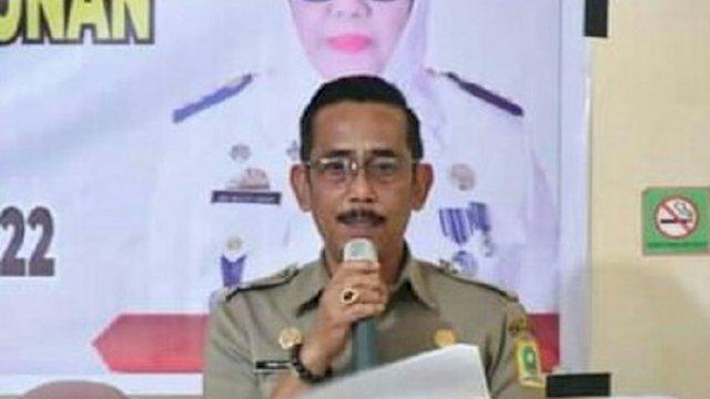 Kepala Dinas Pendidikan Sinjai A. Jefrianto Asapa.