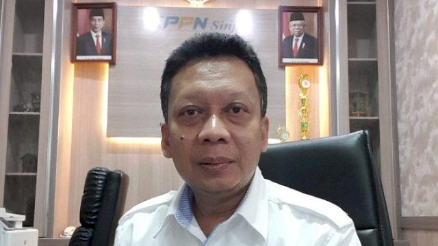Kepala KPPN Sinjai Anas Fazri.